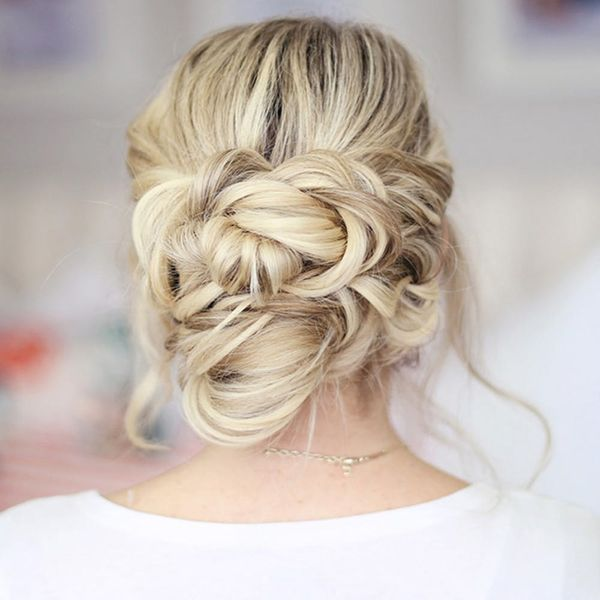 15 Fab Bridal Hairstyles That Take 5 Minutes or Less