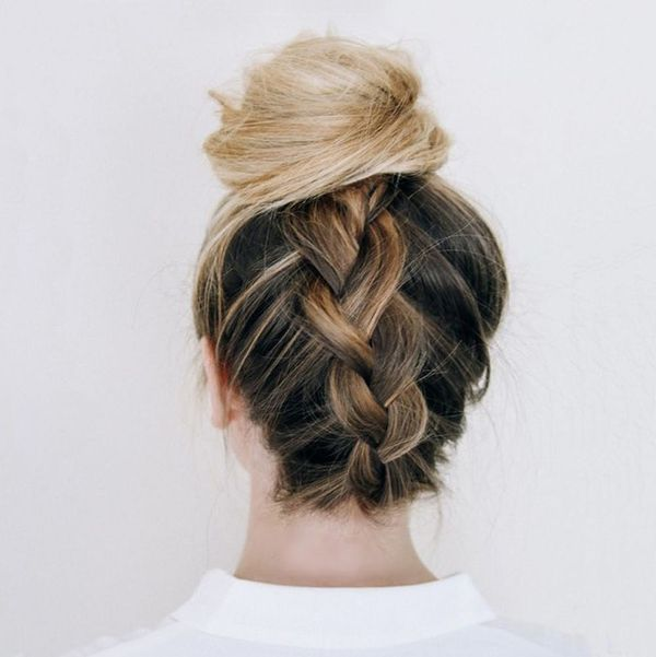 8 5-Minute Hairstyles for Every Kind of Valentine's Day Date