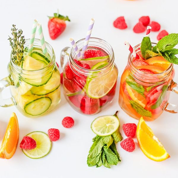 Fruit Infusions Are the New Green Smoothie