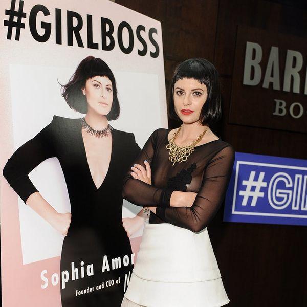 Sophia Amoruso's Best Selling Book #Girlboss Is Now Getting Its Own Netflix Series
