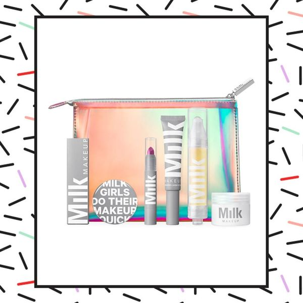 This New 85-Piece Makeup Line Was Made By Cool Kids for Cool Kids