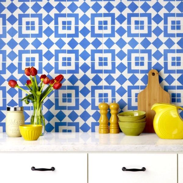11 Encaustic Tile Ideas You *Need* in Your Home This Year