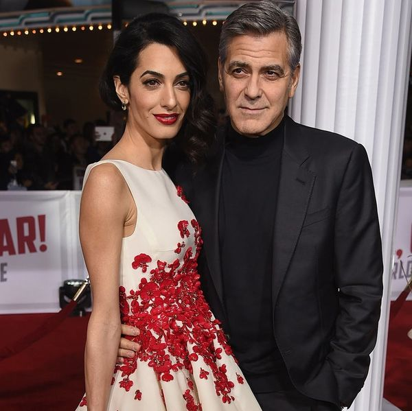 George Clooney Just Revealed That His Proposal to Amal Went Hilariously Wrong
