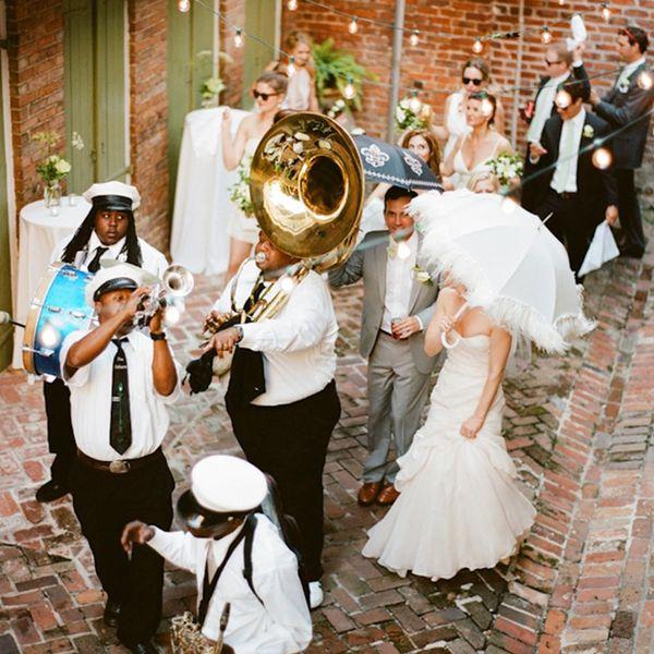 14 Totally Dreamy New Orleans Wedding Ideas