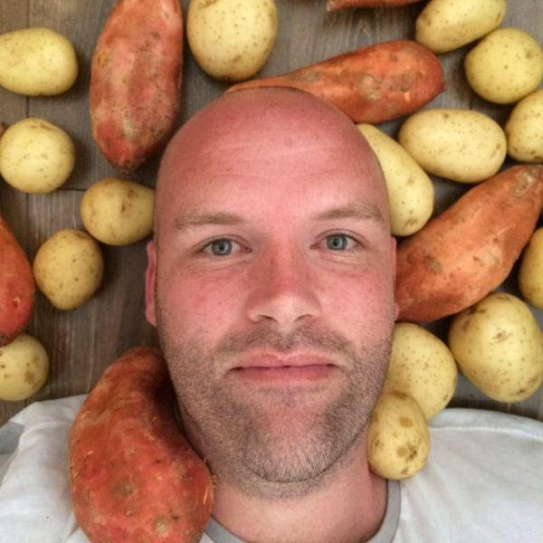"How This Dude Lost 22 Pounds on ""Spud Fit"" an All Potato Diet"