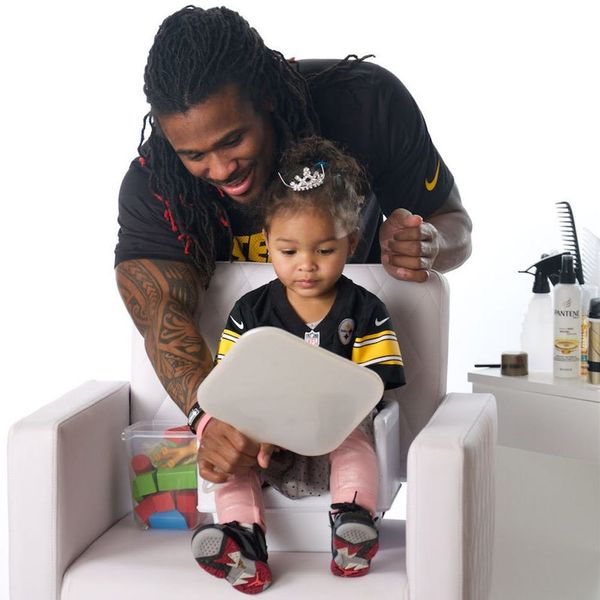 This Super Bowl Ad of NFL Players Styling Their Daughters' Hair Is Adorable