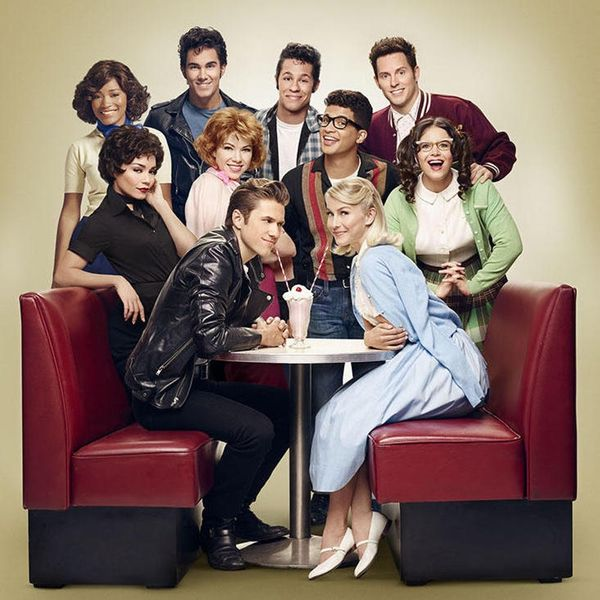 4 Cute AF Ways the Original Grease Cast Showed Love for Grease: Live