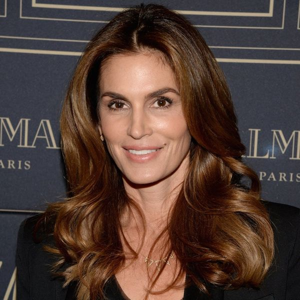 Cindy Crawford Celebrates 50 by Retiring from Modeling
