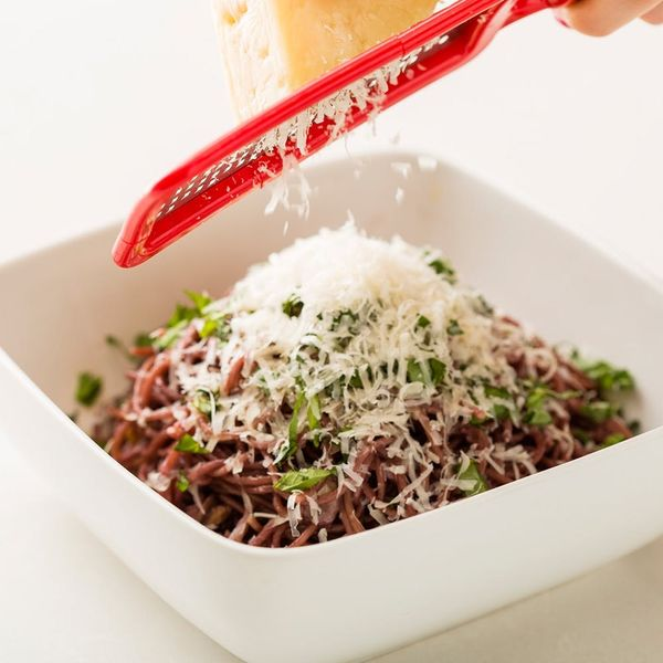 Woo Your Boo on Valentine's Day With This Red Wine Pasta Recipe