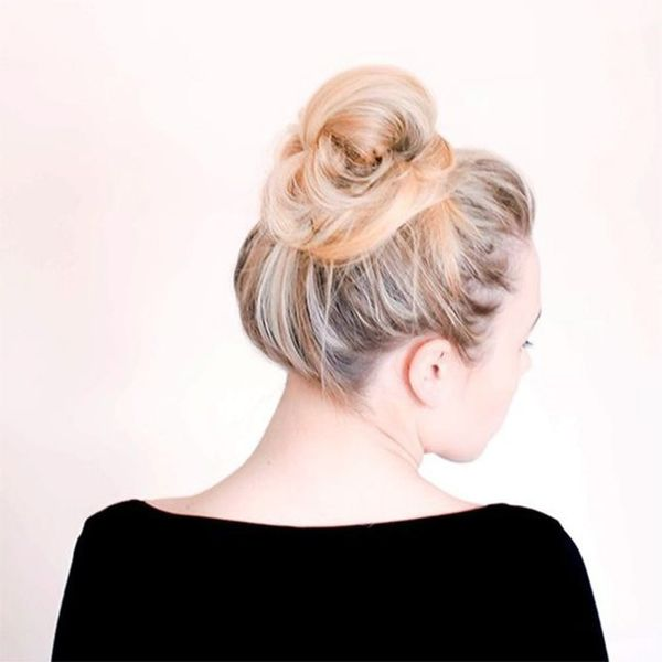7 Easy Updos to Rock This Winter