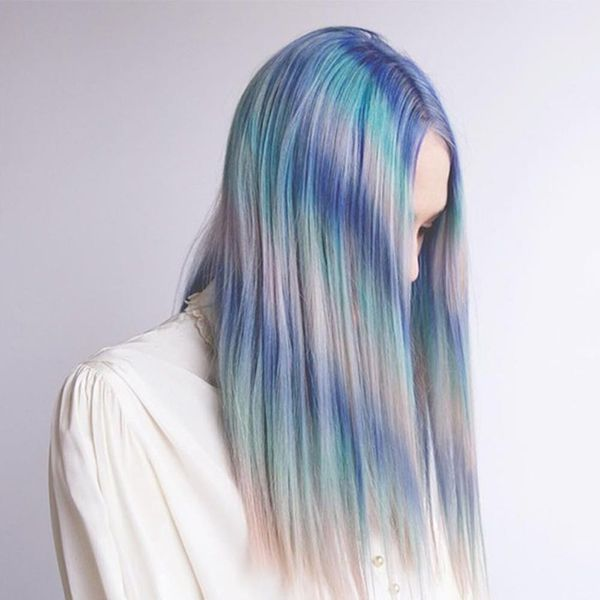 14 Pastel Hairstyles to Get You Pumped for Spring