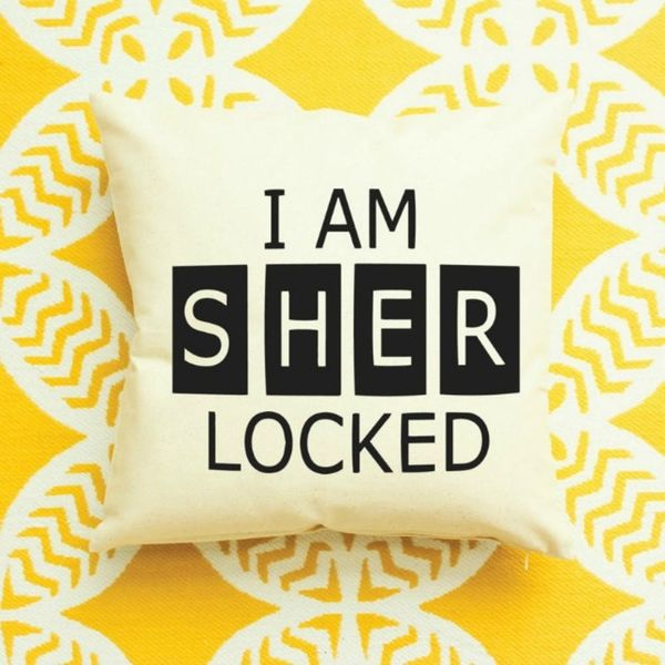 12 Throw Pillows Inspired by Your Fave Netflix Binges