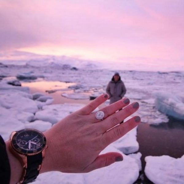 18 Unique Engagement Announcement Ideas from Instagram