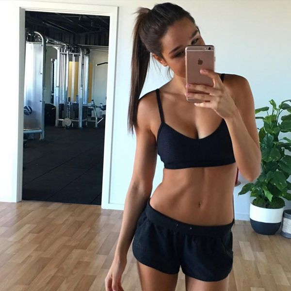 Kayla Itsines' New App Is Basically a Gym on Your Phone
