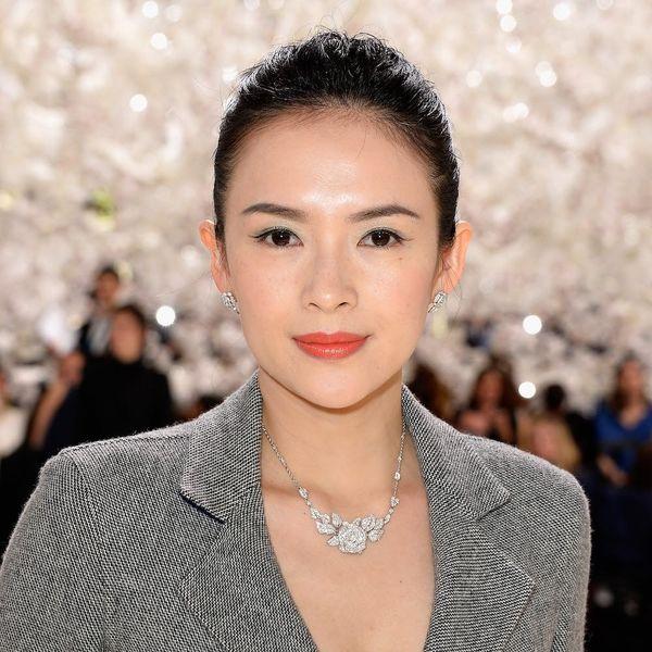 Actress Zhang Ziyi Reveals Her Newborn Daughter's Sweet Name