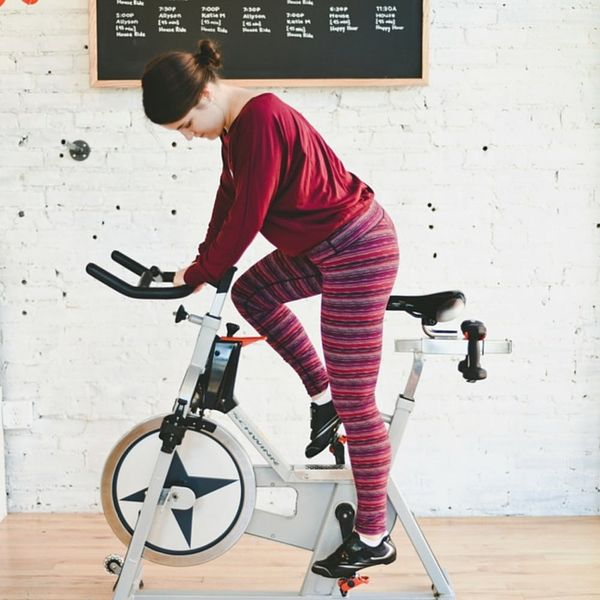 These Are All the Things You're Doing Wrong in Spin Class