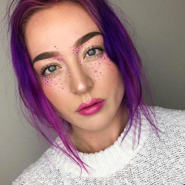 Rainbow Freckles Are the Crazy New Beauty Trend You Need to Try