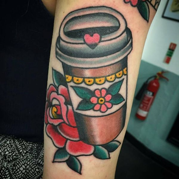 10 Coffee-Inspired Tattoos That Are the Ultimate Ode to Caffeine
