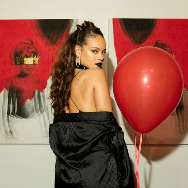 Rihanna Dropped New Album Anti Last Night