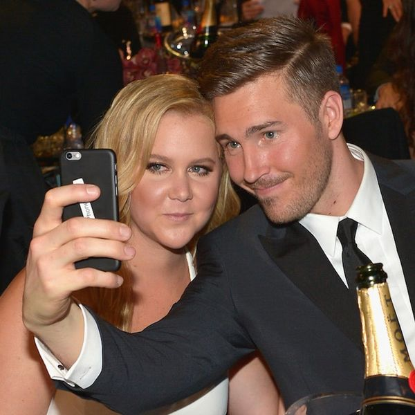 It's a Girl for Amy Schumer and Her Boyfriend