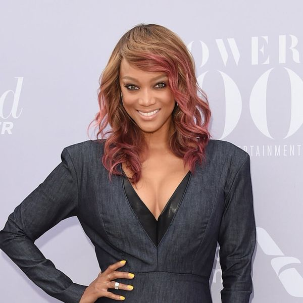 Tyra Banks Reveals She's a Mom to a New Baby Boy