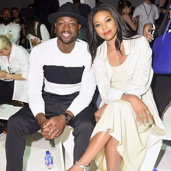Gabrielle Union Gets Husband Dwyane Wade This Weird Valentine's Day Gift