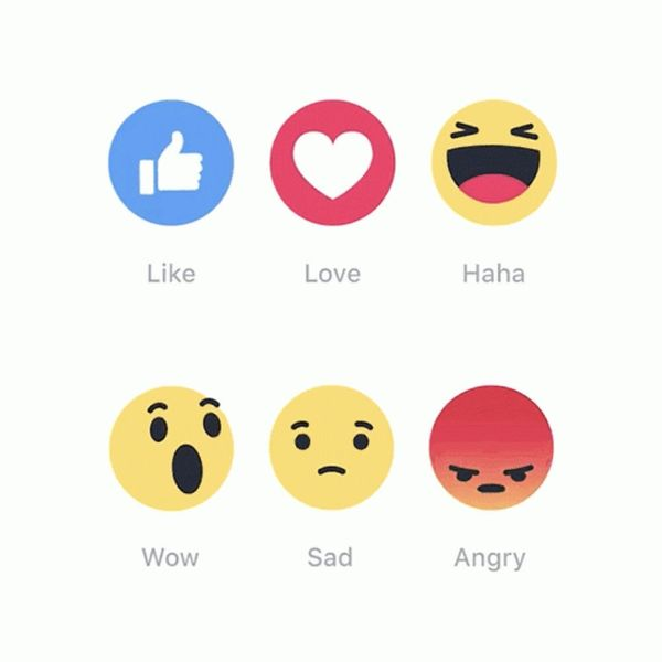 Beyond Likes: You'll Soon Be Emoji-ing Your Reactions on Facebook