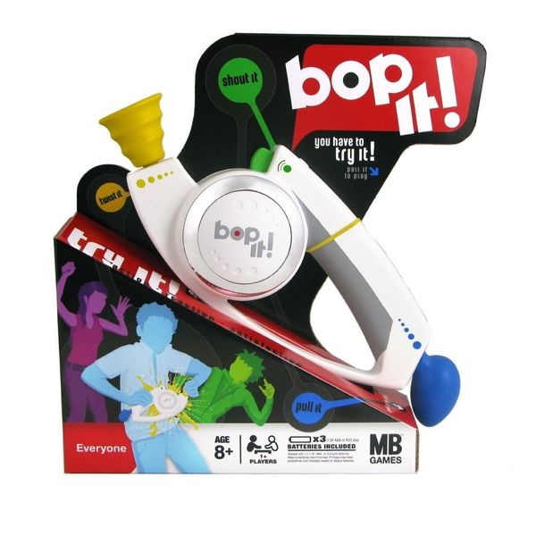 Uber Is Bringing Back Bop It for a Very Sad Reason
