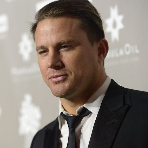 Channing Tatum's Photo of His Daughter and Their Family Goat Will Melt Your Heart