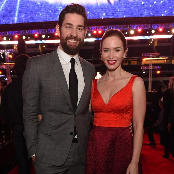 John Krasinski and Emily Blunt are Expecting Baby Number Two!
