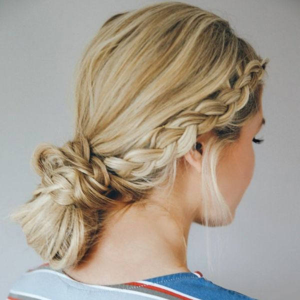 10 Braided Buns You Seriously Have to Try