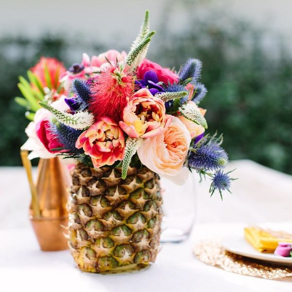 16 DIY Centerpiece Ideas for Your Spring Wedding