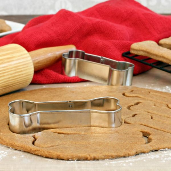 Keep Your Paws Off Our Homemade Dog Treats — Yes, They Are THAT Good!