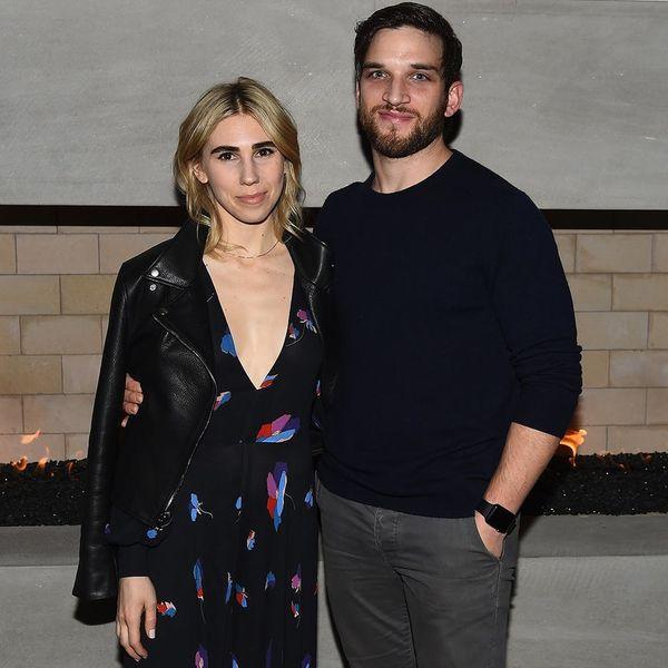Zosia Mamet and BF Evan Jonigkeit Are (Literally) Making Their Dream Home