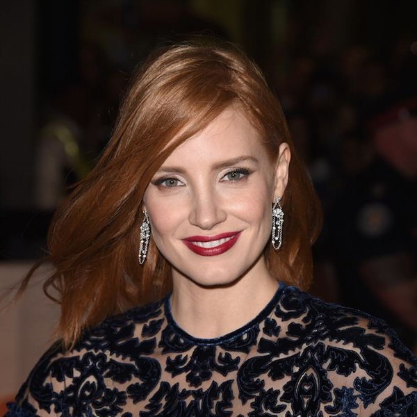 Jessica Chastain Reunited Her Grandmother With Her Stolen Dog Thanks to the Internet