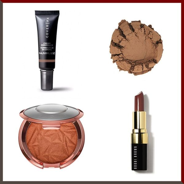 The 4 Best Nude Makeup Products for Every Skin Tone