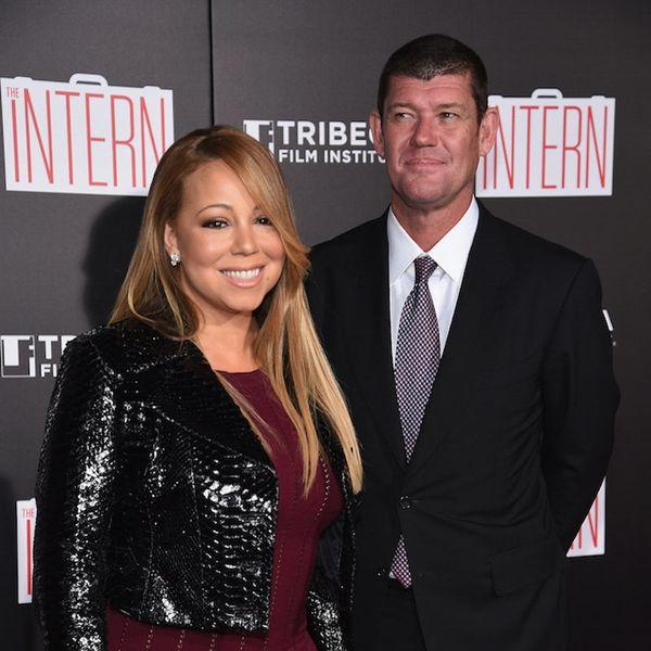 Mariah Carey + Her Billionaire Boyfriend Are Engaged!
