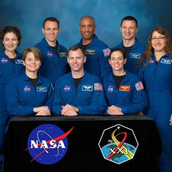 For the First Time, NASA Has as Many Women as Men in Their New Class