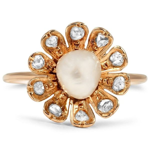 17 Vintage Engagement Rings You'll Swoon Over