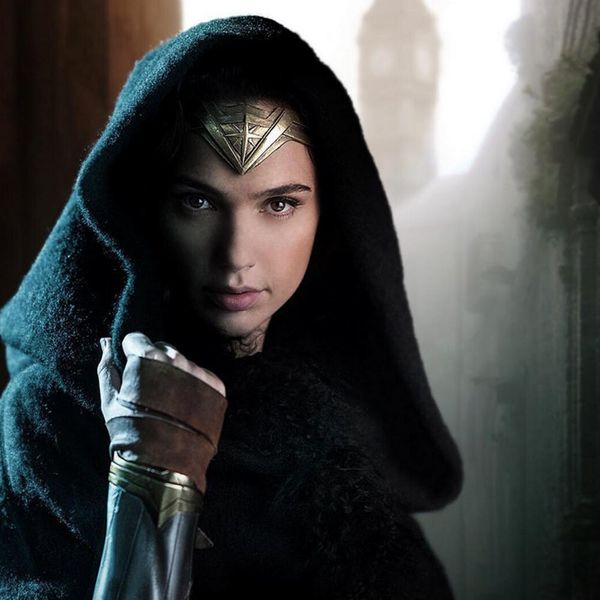 The New Wonder Woman Movie Teaser Will Make You Wish It Was 2017 NOW