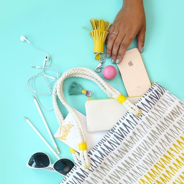 16 DIY Sewing Projects to Help Organize Your Life