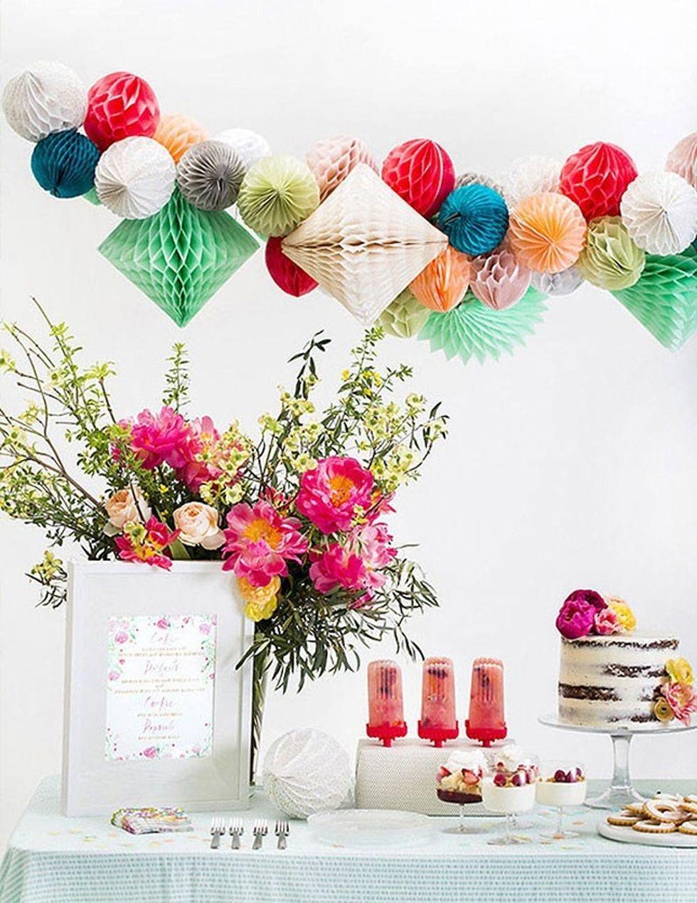 16 Bright Spring Bridal Shower Ideas Brit Co