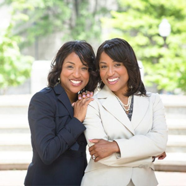 Meet the Identical Twin Sisters Who Just Both Became Judges