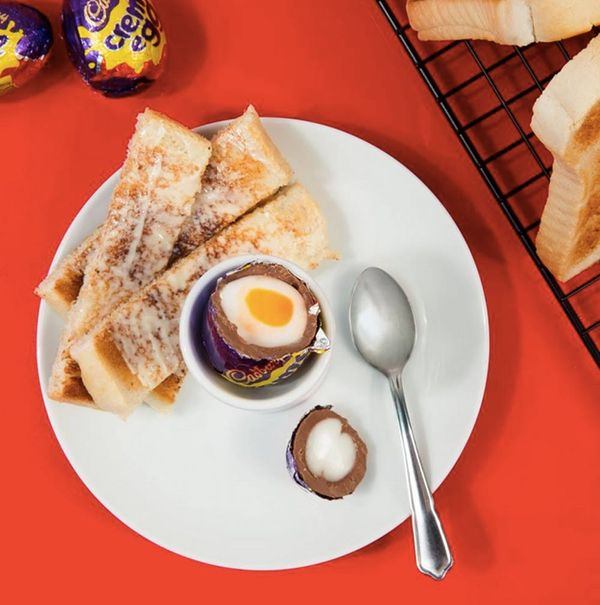 The Cadbury Creme Egg Cafe Is Making Your Easter Dreams Come True