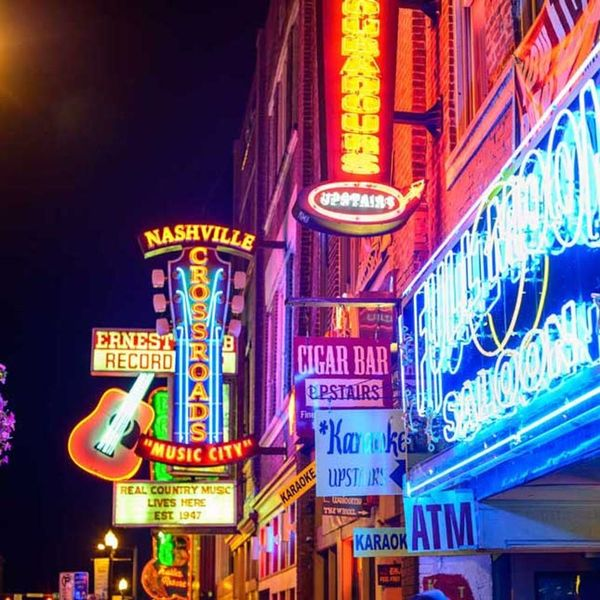"6 Reasons You'll Want to Visit ""Top Destination of the Year"" Nashville"