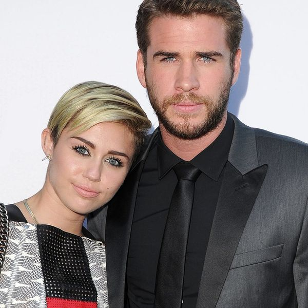 Miley Cyrus Is Wearing Her Engagement Ring Again… So What Does That Mean?