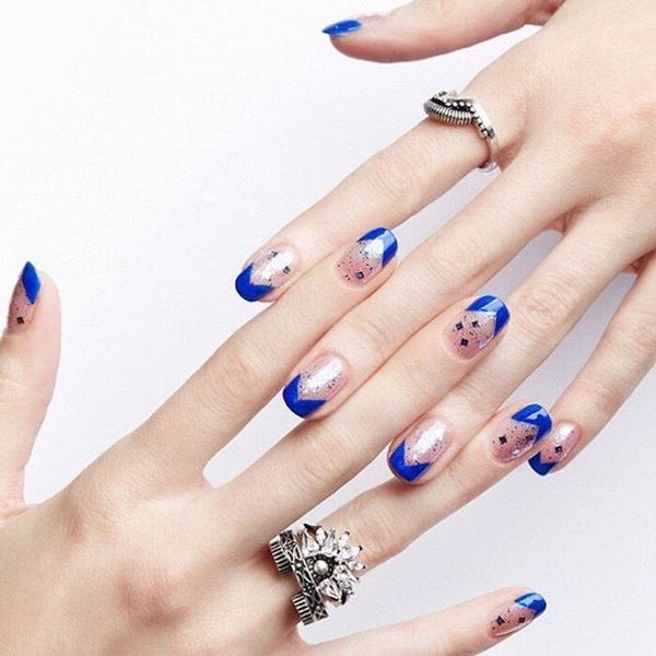 13 Totally DIYable Manis to Rock in 2016