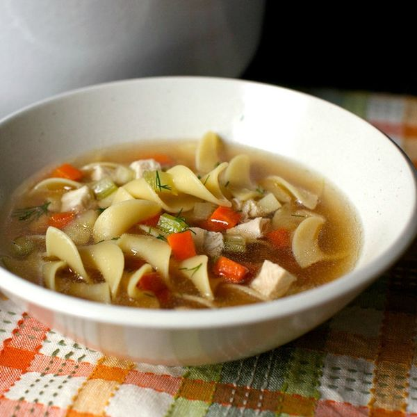 Chicken Noodle Soup Is Back — It's Granny Chic