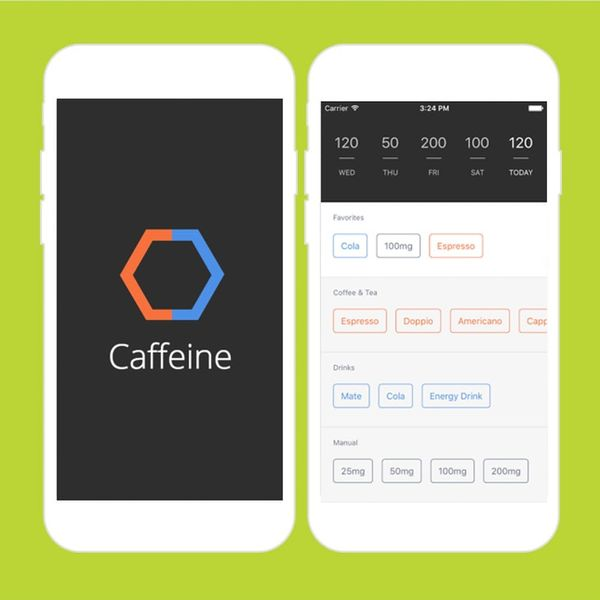 5 Best Apps of the Week: An App That Tracks Caffeine Intake + More!