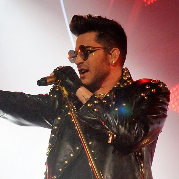Adam Lambert in the Rocky Horror Remake Is the Most Perfect Thing Ever